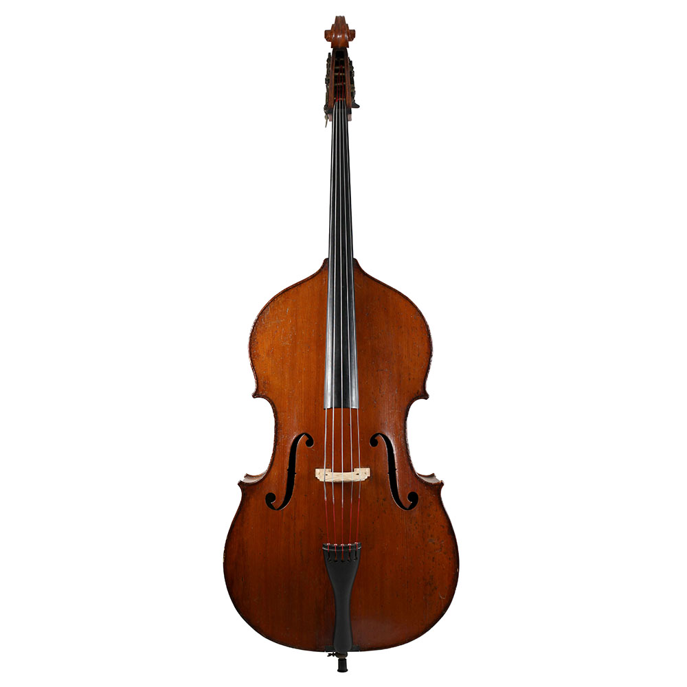 7 8 french double bass 5 string mougenot thwaites. Black Bedroom Furniture Sets. Home Design Ideas